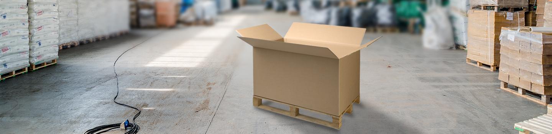 Palletdozen - Palletboxen