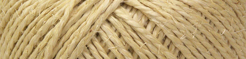 Sisal touw & Touwen