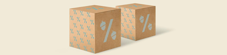 Outlet standard packaging