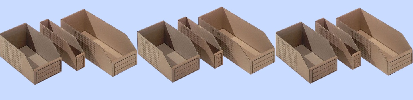 Storage bins & Plastic crates