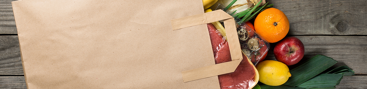Catering & carrier bags