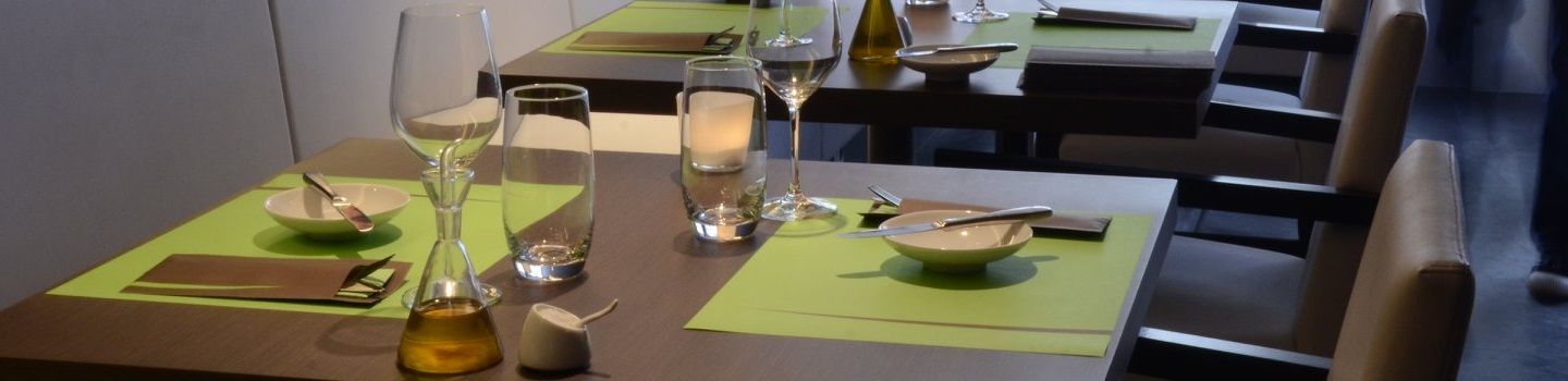 Dressage de table & servettes