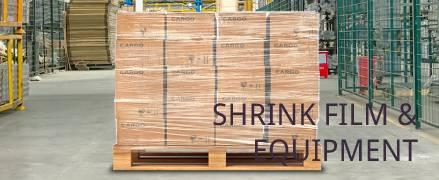 shrink fill equipment