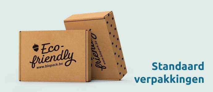 Standaaard verpakkingen voor industrie