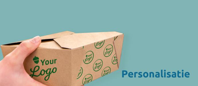 Personalisatie - bedrukte verpakkingen op maat