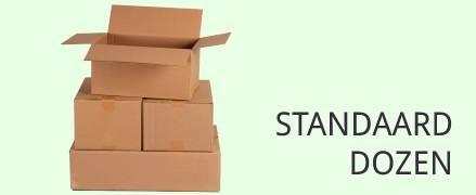 standaard dozen