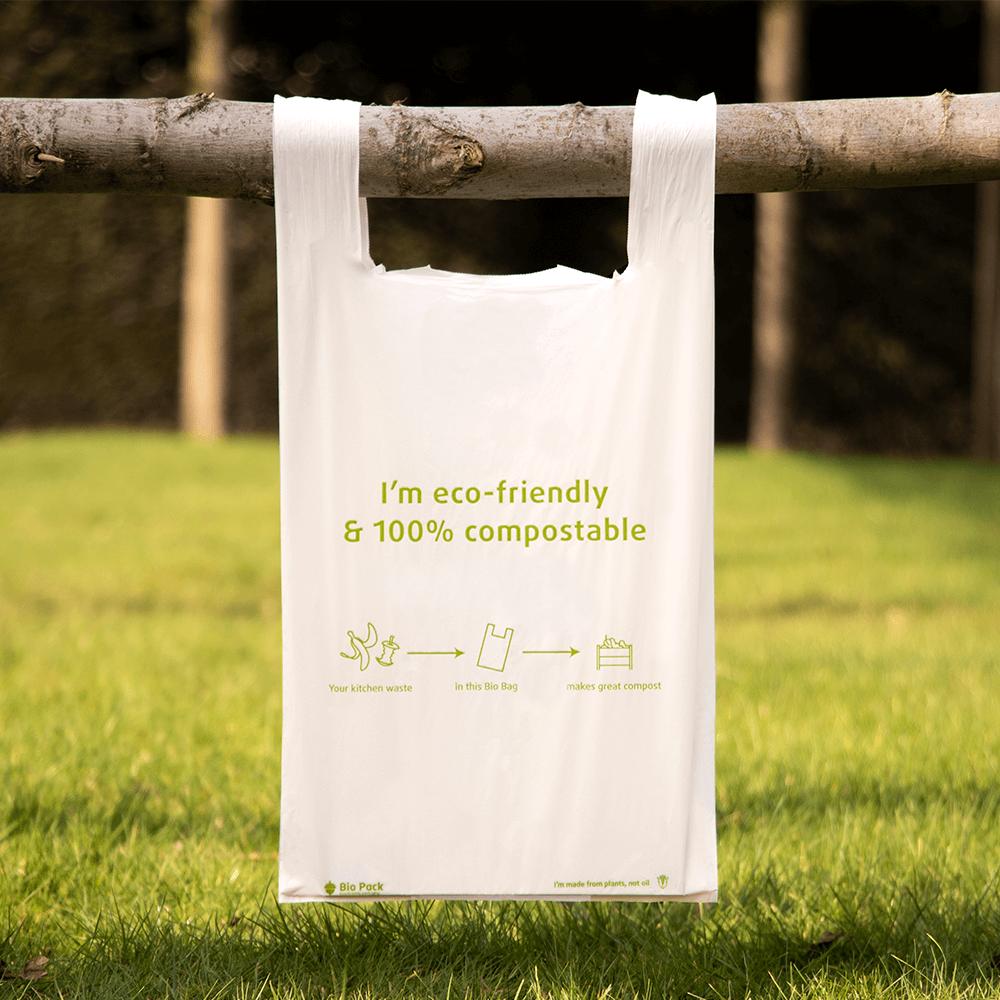 composteerbare zak